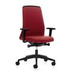 EVERYis1 146E Bürodrehstuhl, mit Armlehnen, seitlich vorn