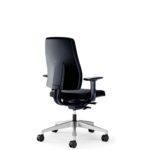 Goal 152G, Bürodrehstuhl, mit Armlehnen, schwarz, Rückansicht